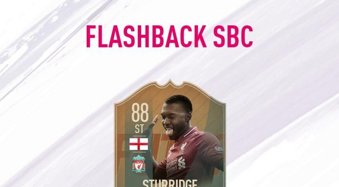 Sturridge Flashback