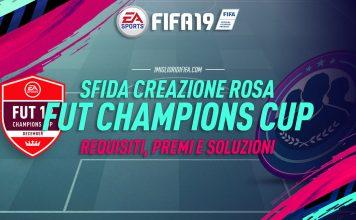 SBC Fut Champions CUP Dicembre