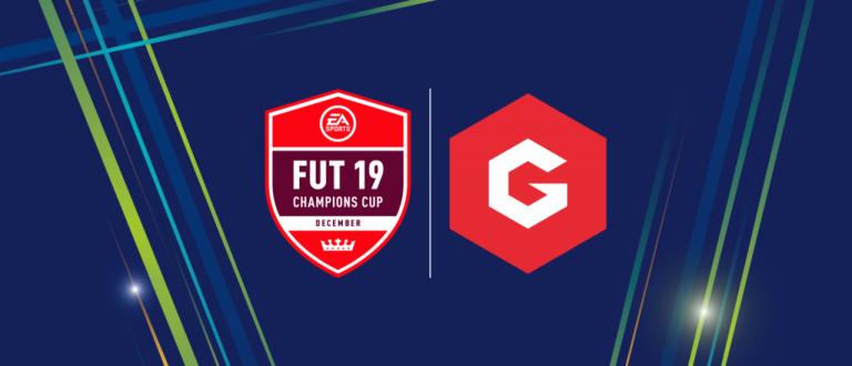 Fifa 19 Fut Champions Cup Dicembre alla Gfinity Arena di Lon