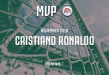 CR7 MVP Novembre Juventus