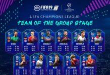 TOTGS Champions League