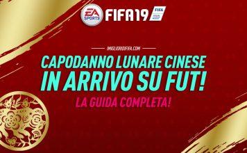 Capodanno Lunare Cinese FIFA 19