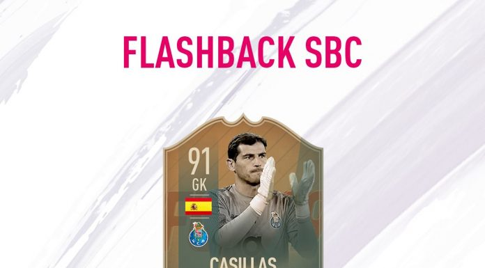 Casillas Flashback
