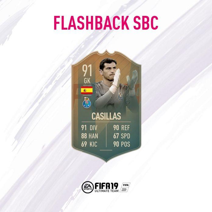 Casillas Flashback
