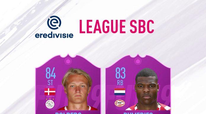 SBC Eredivisie