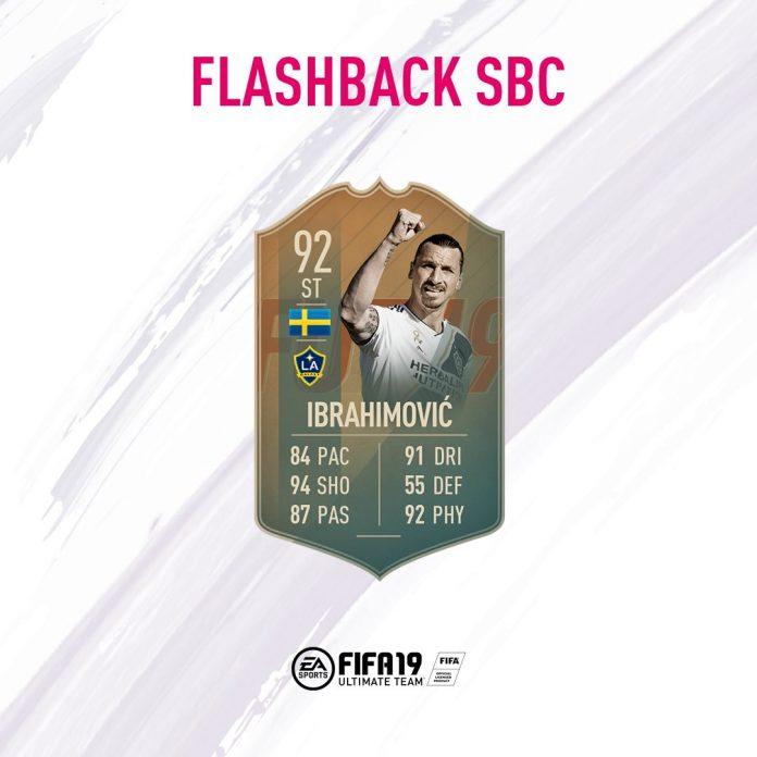 SBC Ibrahimovic Flashback