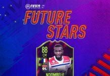 SBC Ndombele Future Stars