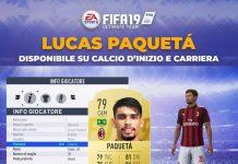 Paqueta FIFA 19