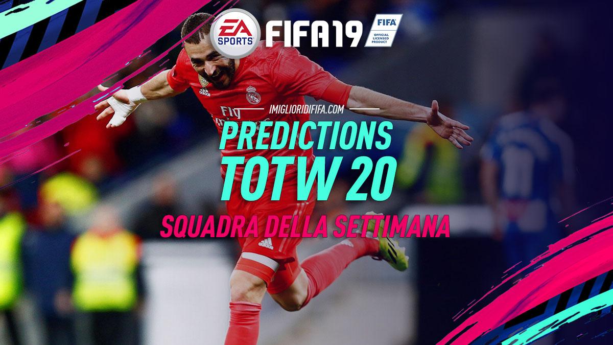 Totw 19 Predictions