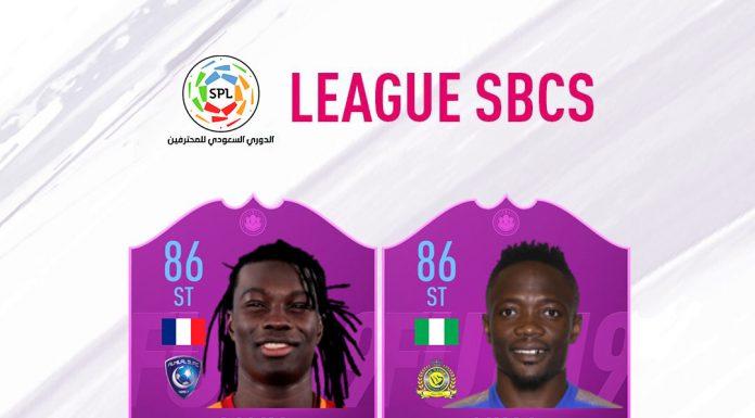 SBC Saudi Professional League