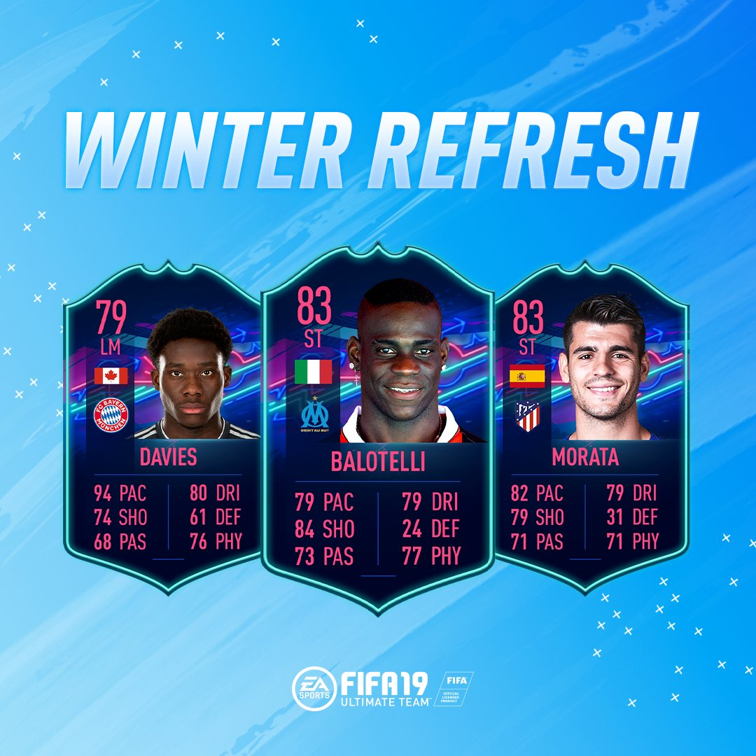Ones to Watch Winter Edition Refresh