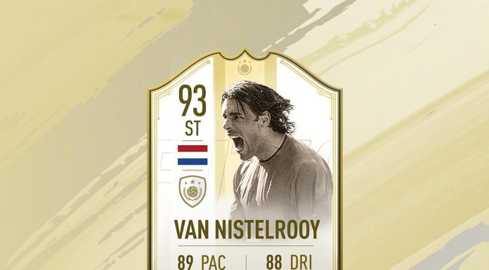 Van Nistelrooy Momenti Prime SBC