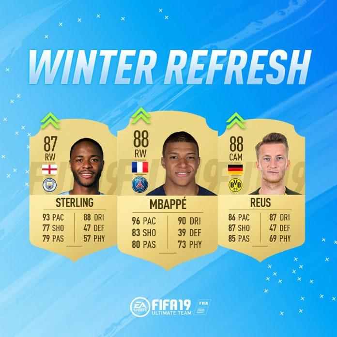 Winter Refresh FIFA 19