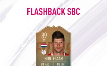 SBC Huntelaar Flashback