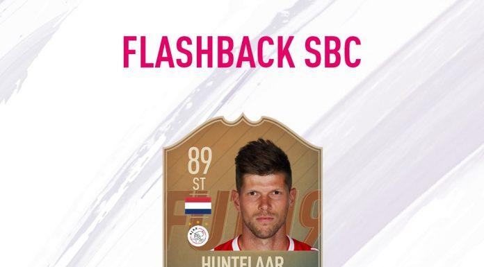 SBC Huntelaar Flashback