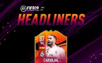 Carvajal Headliners