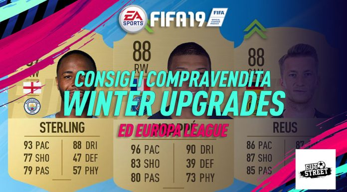 Compravendita Winter Upgrades