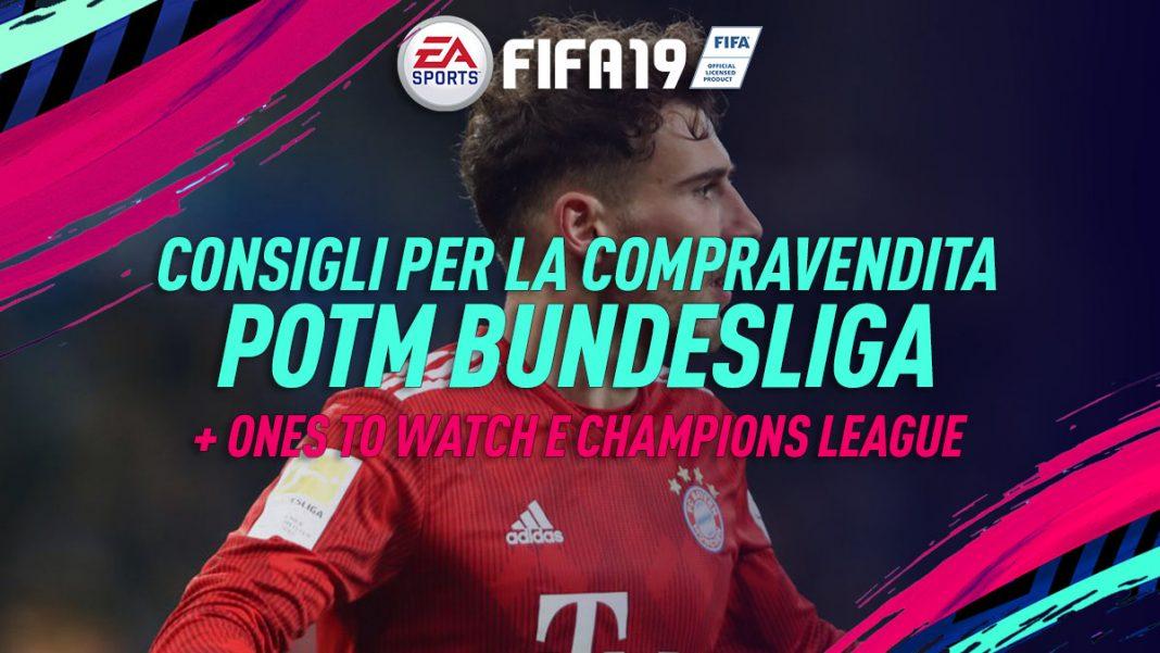 Consigli Compravendita FIFA 19