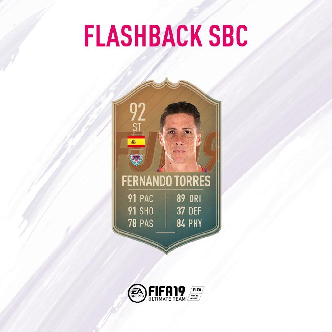 SBC Fernando Torres Flashback