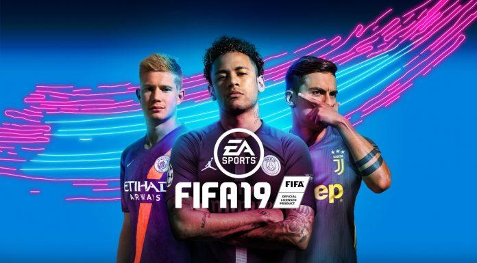 Fifa 19 Nuova Cover
