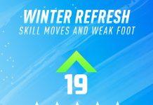Fifa 19 Upgrades Stelle Skill e piede debole