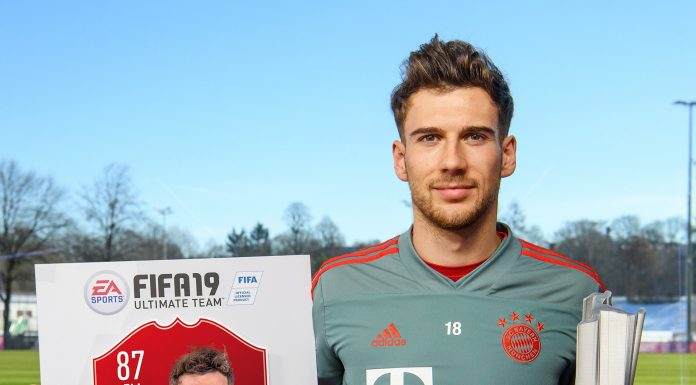 SBC Goretzka POTM Gennaio Bundesliga