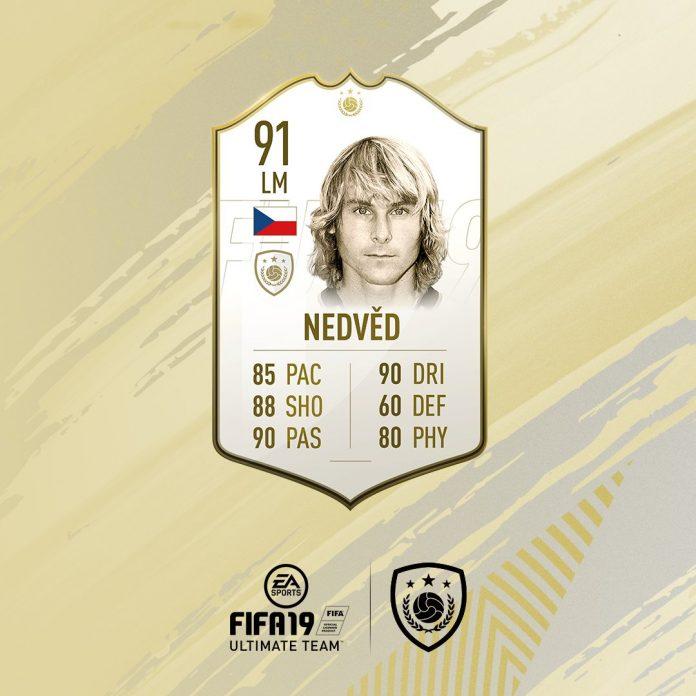 SBC Nedved Icon Prime