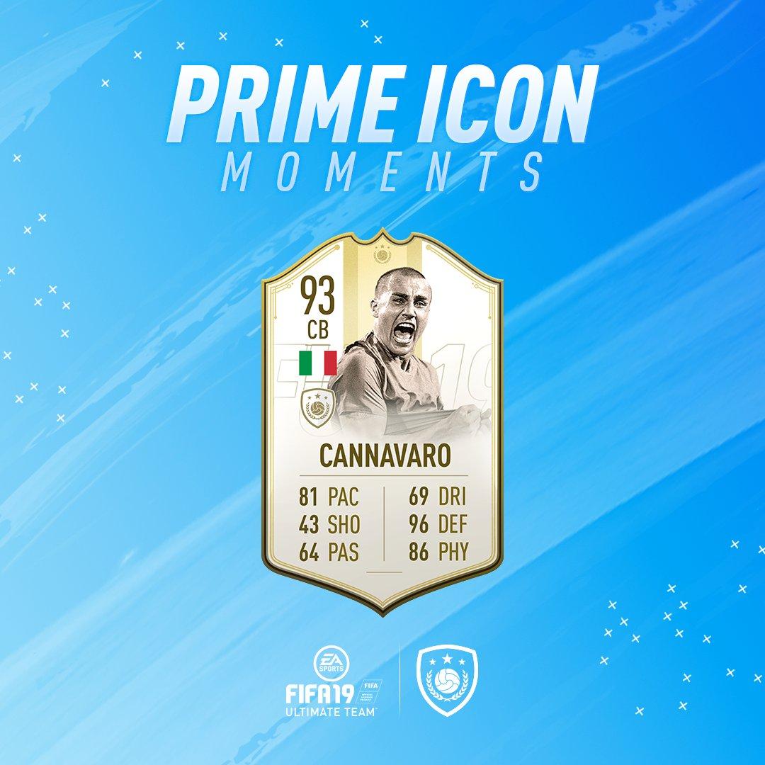 Cannavaro Icon Moments