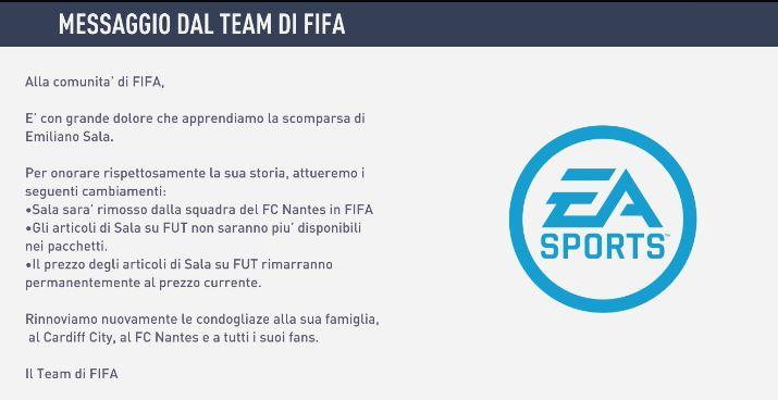 Sala FIFA 19