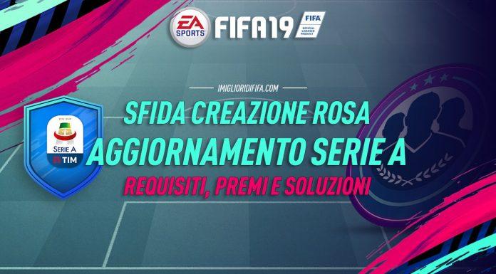 SBC Aggiornamento Serie A