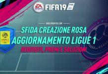 SBC Aggiornamento Ligue 1