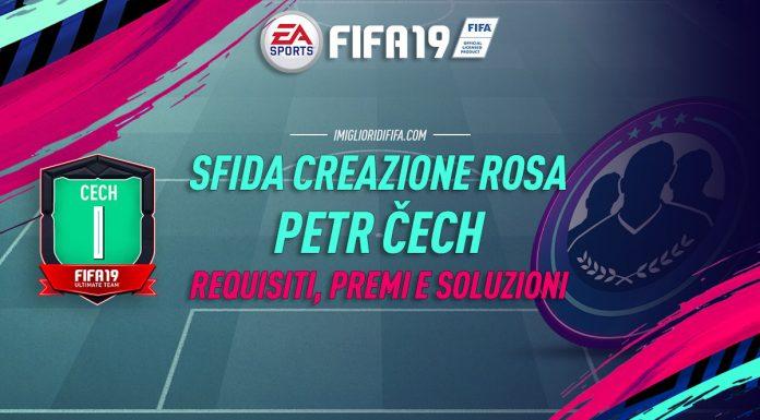 SBC Petr Cech Fine di un'era