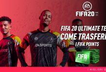 Fifa 20 Trasferire crediti FIFA Points