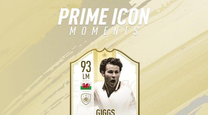 SBC Giggs Momenti Prime