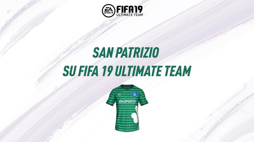 San Patrizio su FIFA 19 Ultimate Team
