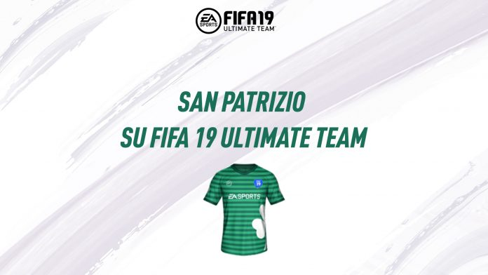 San Patrizio su FIFA 19 Ultimate Team