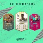 SBC FUT Birthday