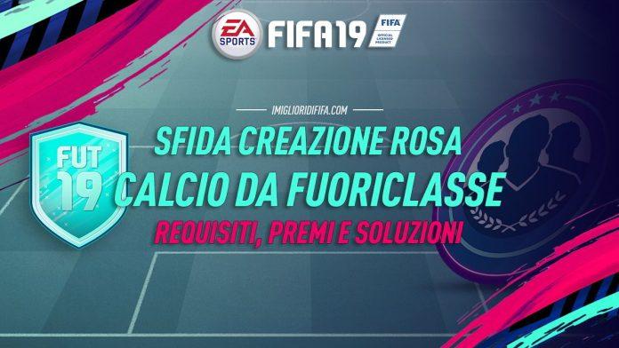 SBC Calcio da Fuoriclasse
