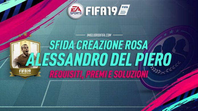 SBC Del Piero Momenti Prime