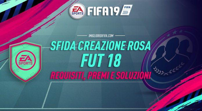 SBC FUT 18 FIFA 19