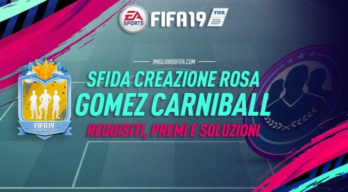 SBC Gomez Carniball