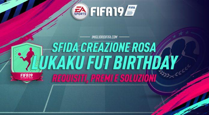 SBC Lukaku Fut Birthday