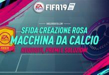 SBC Macchina da calcio