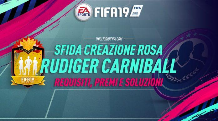 SBC Rudiger Carniball