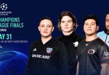eChampions League Final Twitch