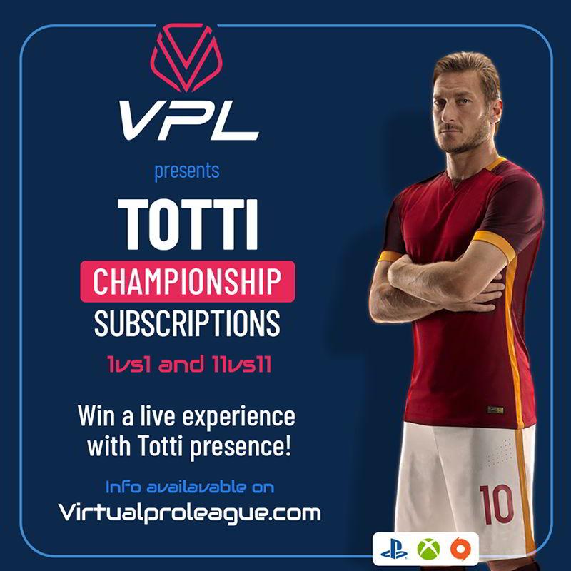 VPL Totti Championship