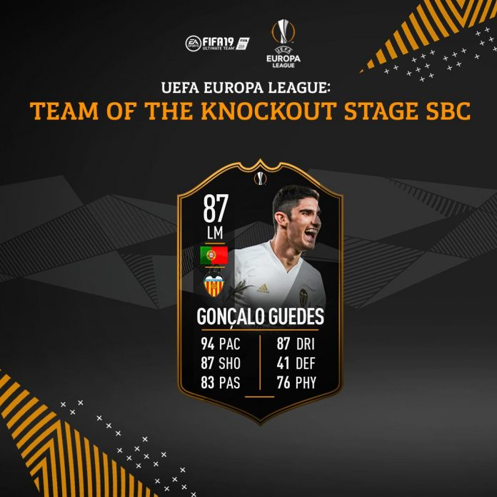 SBC Guedes TOTKS