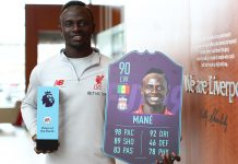 Mane POTM Marzo Premier League