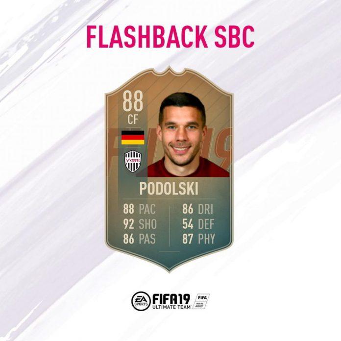 SBC Podolski Flashback