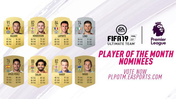 Candidati POTM Aprile Premier League